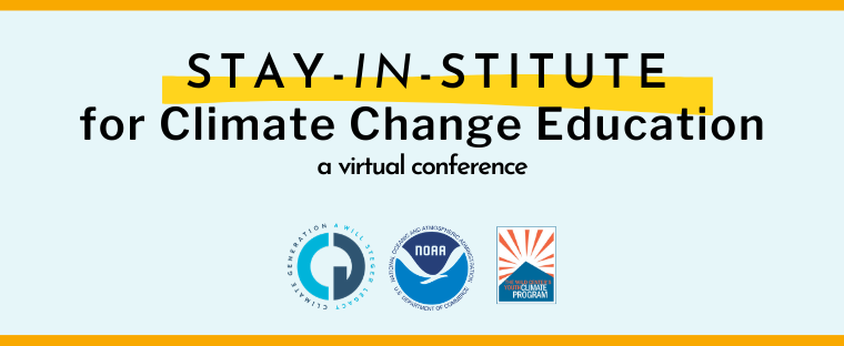 Stay-In-stitute for Climate Change Education